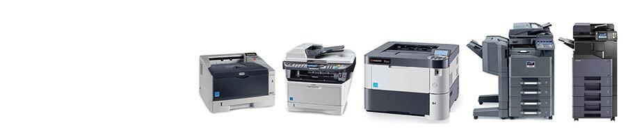 imagenes de impresoras y multifuncionales kyocera