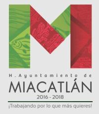 Logo del Ayuntamiento de Miacatlan