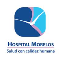 Logo hospital Morelos