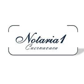 Logo Notaria uno de cuernavaca