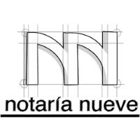 Logo notaria 9